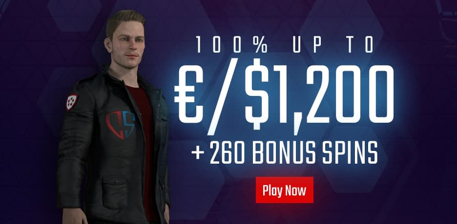 Captain Spins Casino Bonus