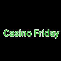 Casino Friday logo, a new online Casino of 2020