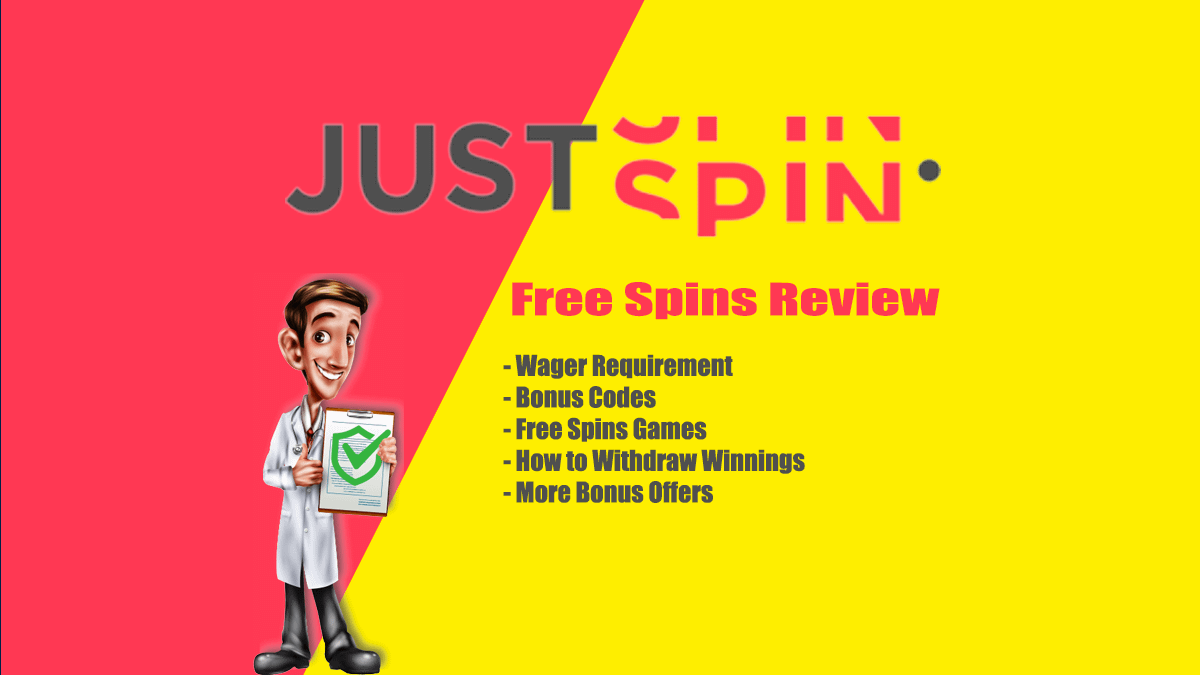 Just Spin Free Spins