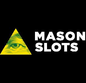 Logo of Mason Slots Online Casino