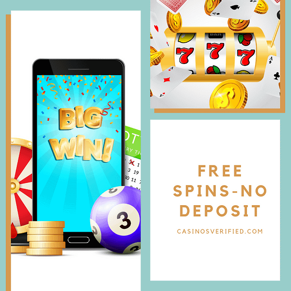 free spins no deposit online casinos