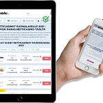 Screenshots of kasinohair.com Ipad and Mobile