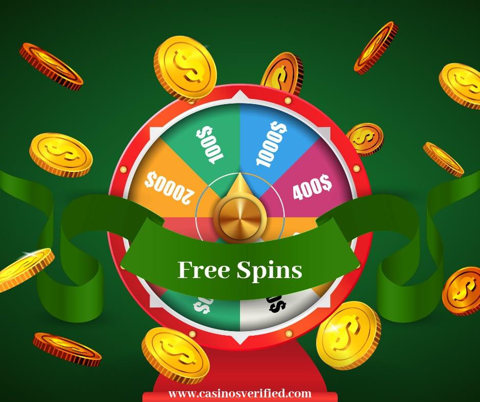 Casinos for Bonus Spins- Free Spins