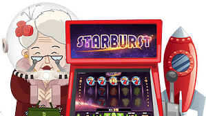 Kassu Free Spins Starburst
