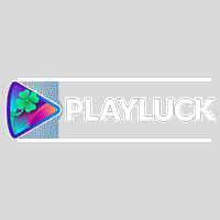 Logo of Playluck, a new online Casino of 2020