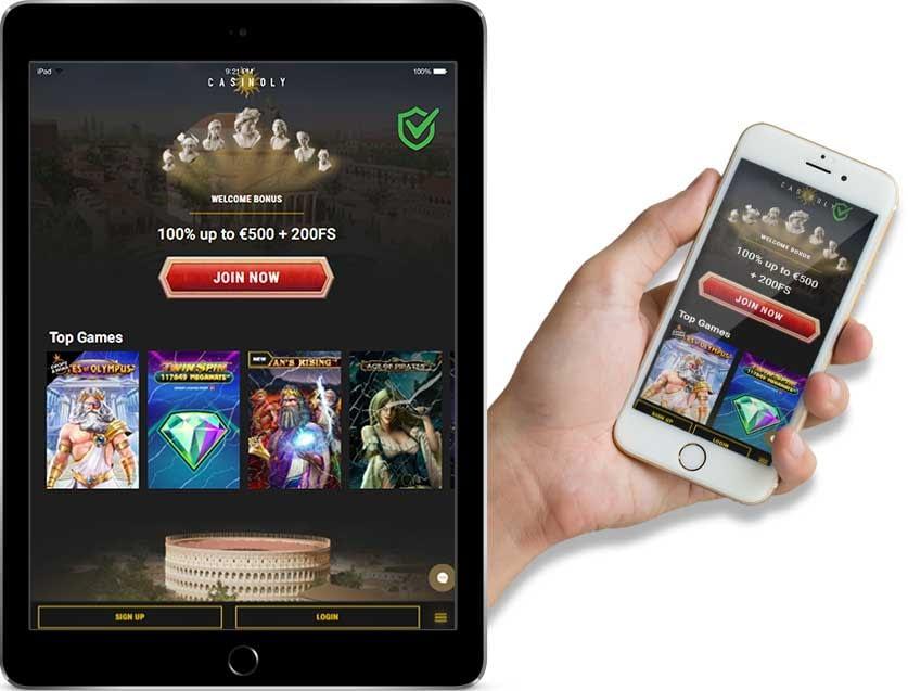 Ipad-and-Iphone-Screenshots-of-Casinoly-Casino