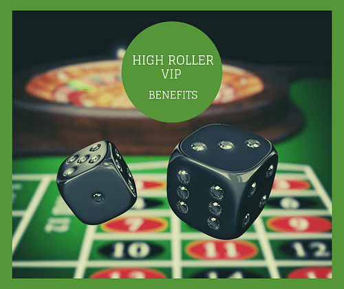 Online Casinos for VIP High Rollers